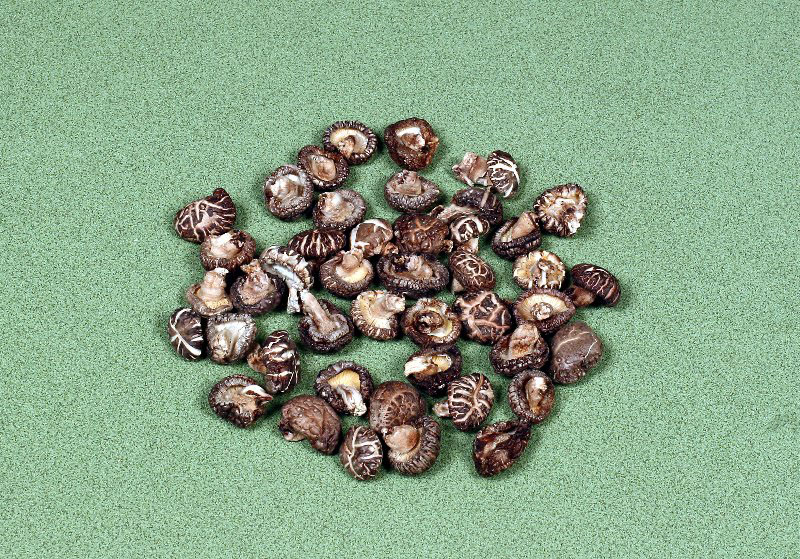 日本産原木乾椎茸 コマ冬菇
