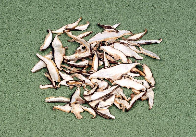 中国産菌床乾椎茸 生切スライス