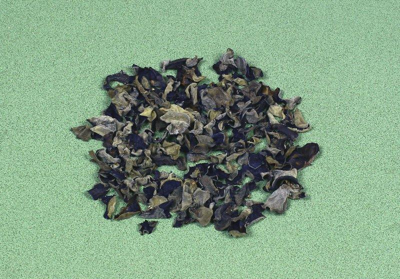 中国産原木黒きくらげ 1.2~1.8㎝