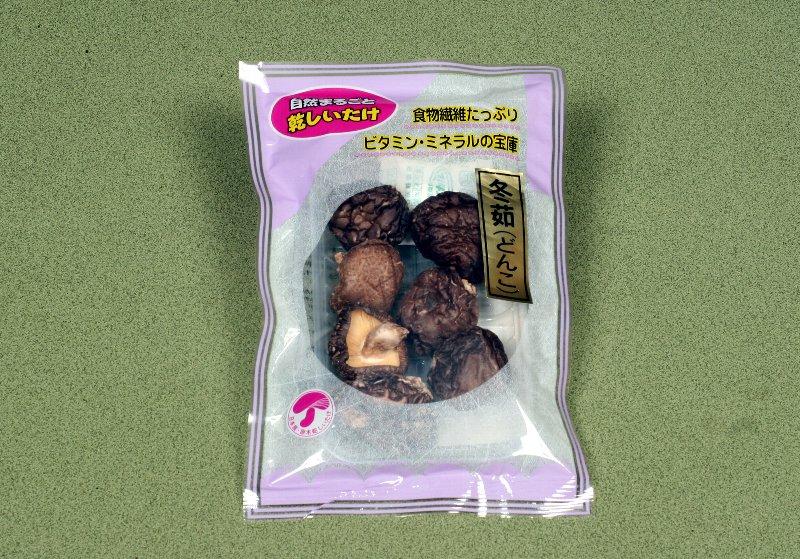 日本産原木乾椎茸 冬菇30g