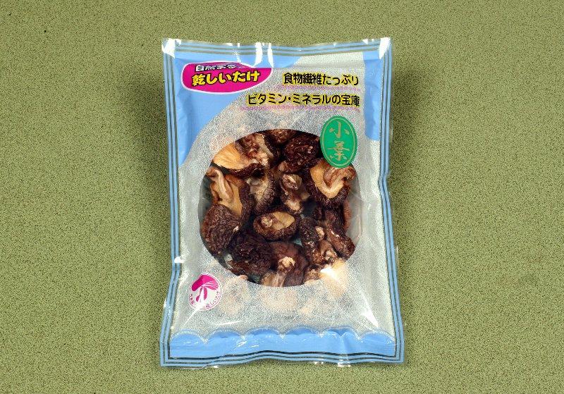 日本産原木乾椎茸 小葉50g
