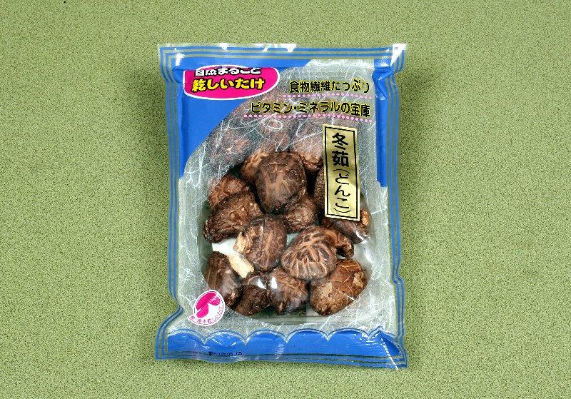 日本産原木乾椎茸 徳用別製50g